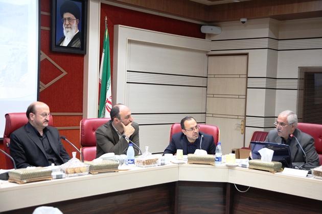 برگزاری سی و پنجمین جلسه شورای حفاظت از منابع آب استان قزوین